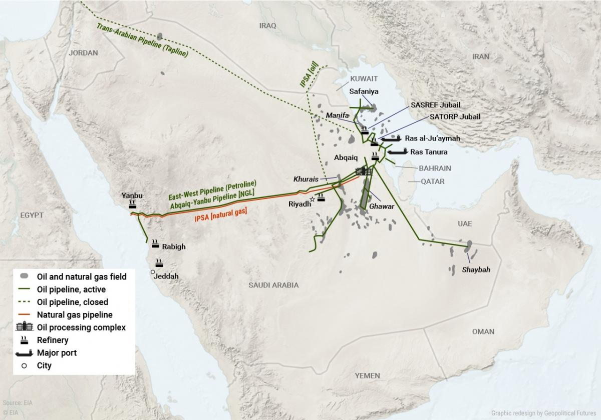 Drone Attacks on Saudi Oil Infrastructure are a Calibrated