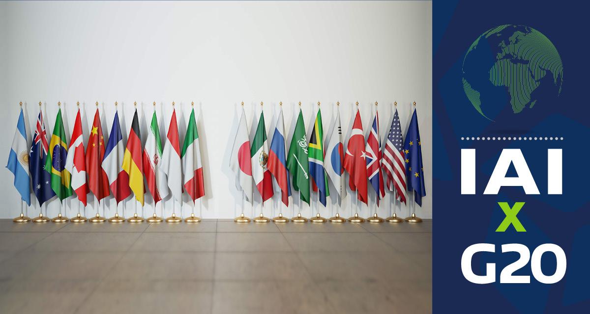 IAI x G20