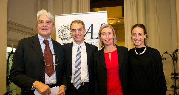Bonvicini-Greco-Mogherini-Tocci