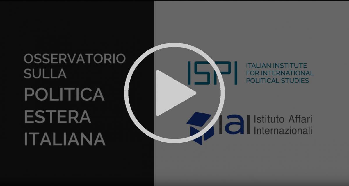 Osservatorio di politica estera italiana