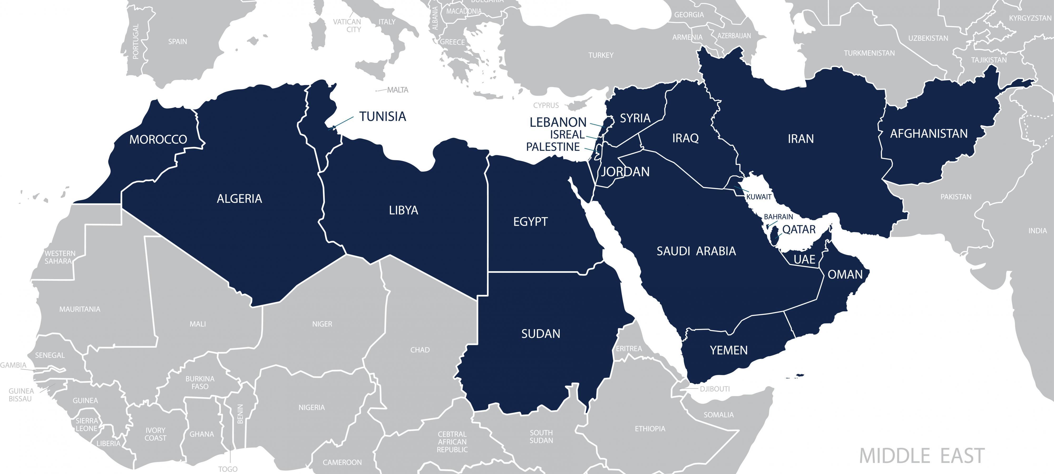 bando mediterraneo-medioriente